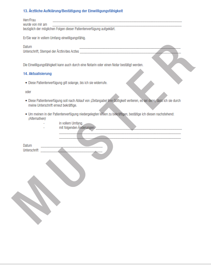 pdf download - Muster Patientenverfugung
