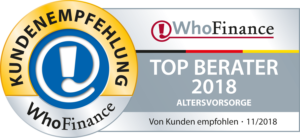 TOP Berater Altersvorsorge