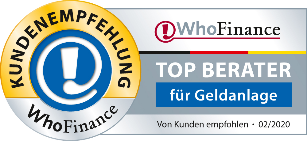 Who Finance Top Berater Geldanlage 2020