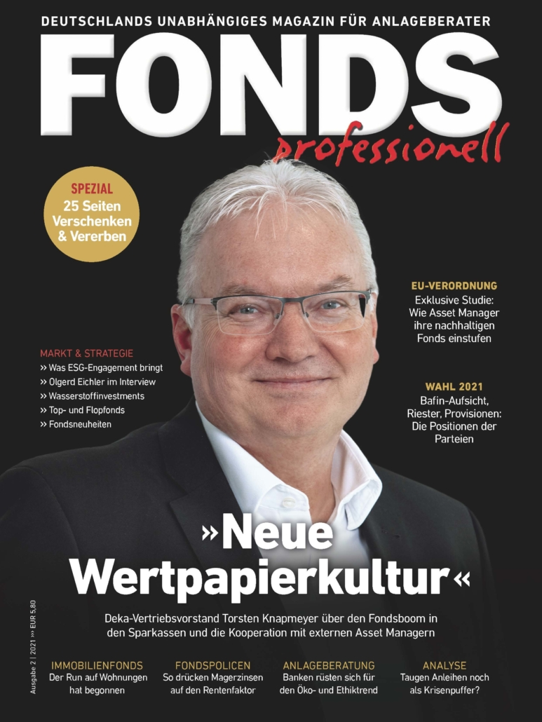 Artikel in FONDS professionell 2/21